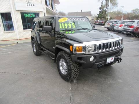 2007 HUMMER H3 for sale in Crest Hill, IL
