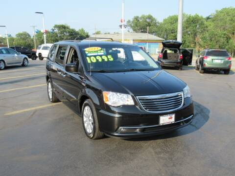 2014 Chrysler Town and Country for sale at Auto Land Inc in Crest Hill IL