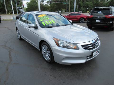 2011 Honda Accord for sale at Auto Land Inc in Crest Hill IL