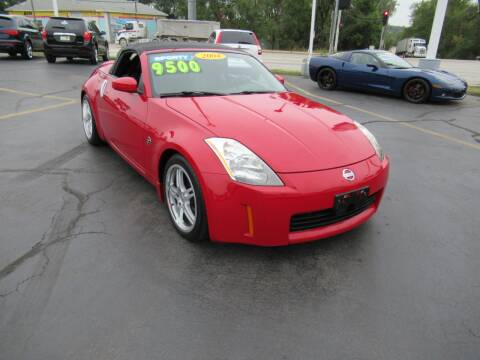 2004 Nissan 350Z for sale at Auto Land Inc in Crest Hill IL