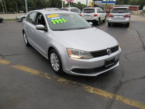 2012 Volkswagen Jetta for sale at Auto Land Inc in Crest Hill IL