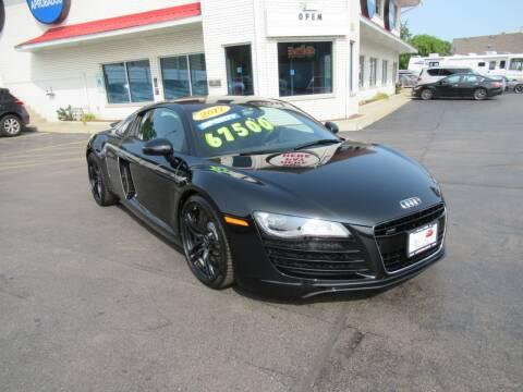 2012 Audi R8 for sale at Auto Land Inc in Crest Hill IL