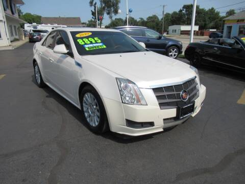 2010 Cadillac CTS for sale at Auto Land Inc in Crest Hill IL