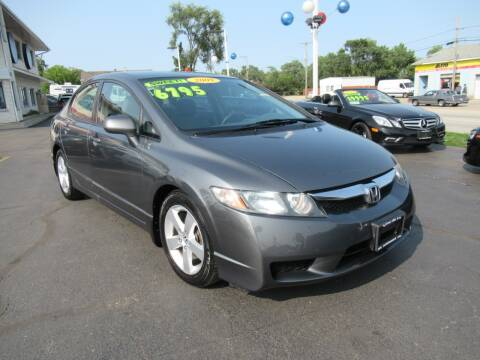 2009 Honda Civic for sale at Auto Land Inc in Crest Hill IL