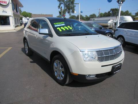 2007 Lincoln MKX for sale at Auto Land Inc in Crest Hill IL