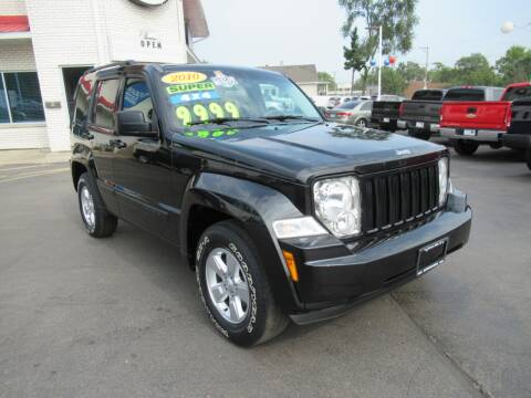 2010 Jeep Liberty for sale at Auto Land Inc in Crest Hill IL