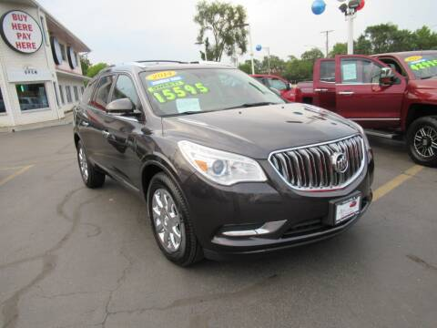 2014 Buick Enclave for sale at Auto Land Inc in Crest Hill IL