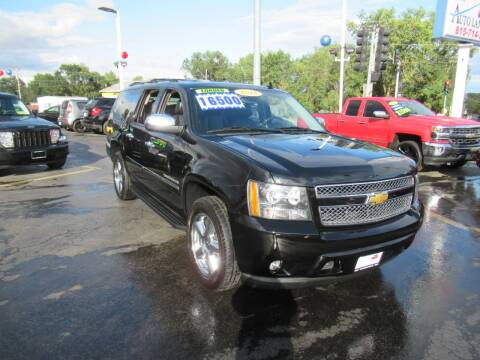 2013 Chevrolet Suburban for sale at Auto Land Inc in Crest Hill IL