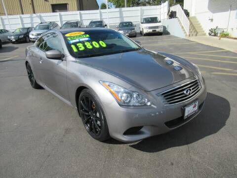 2008 Infiniti G37 for sale at Auto Land Inc in Crest Hill IL