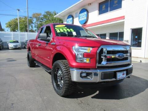 2016 Ford F-150 for sale at Auto Land Inc in Crest Hill IL