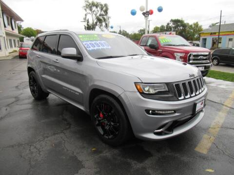 2015 Jeep Grand Cherokee for sale at Auto Land Inc in Crest Hill IL