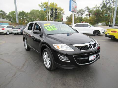2012 Mazda CX-9 for sale at Auto Land Inc in Crest Hill IL