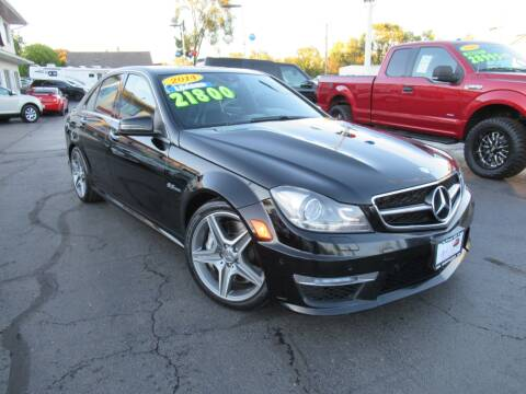 2014 Mercedes-Benz C-Class for sale at Auto Land Inc in Crest Hill IL