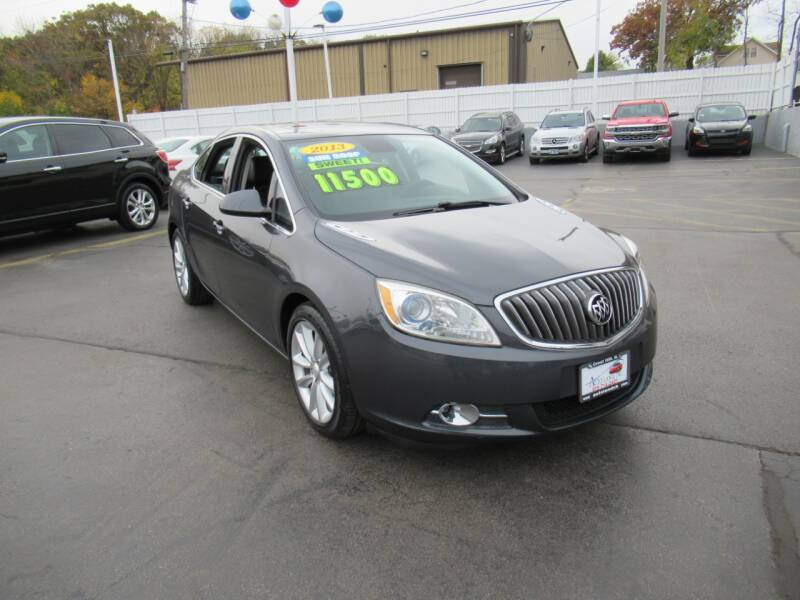 2013 Buick Verano for sale at Auto Land Inc in Crest Hill IL