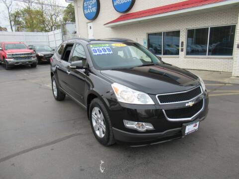 2010 Chevrolet Traverse for sale at Auto Land Inc in Crest Hill IL