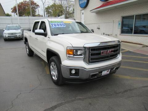 2014 GMC Sierra 1500 for sale at Auto Land Inc in Crest Hill IL
