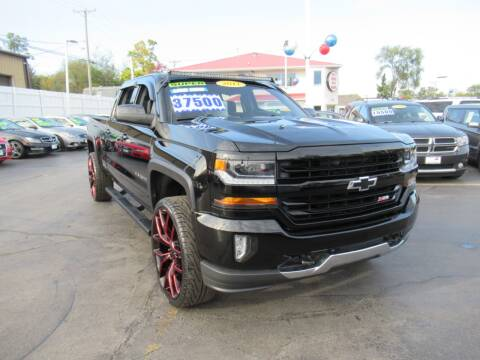 2017 Chevrolet Silverado 1500 for sale at Auto Land Inc in Crest Hill IL