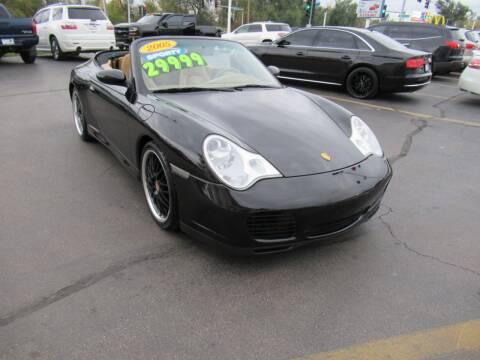 2005 Porsche 911 for sale at Auto Land Inc in Crest Hill IL