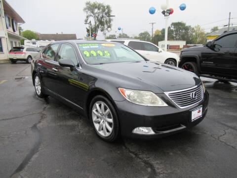 2009 Lexus LS 460 for sale at Auto Land Inc in Crest Hill IL