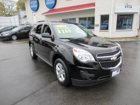 2013 Chevrolet Equinox for sale at Auto Land Inc in Crest Hill IL