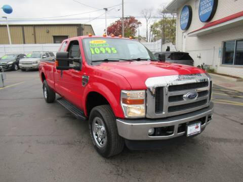 2008 Ford F-250 Super Duty for sale at Auto Land Inc in Crest Hill IL