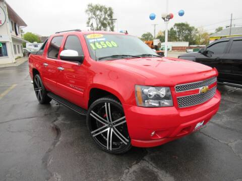 2008 Chevrolet Avalanche for sale at Auto Land Inc in Crest Hill IL