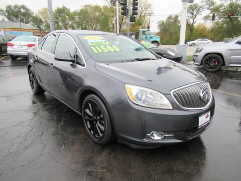 2013 Buick Verano for sale at Auto Land Inc in Crest Hill IL