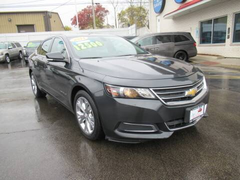 2014 Chevrolet Impala for sale at Auto Land Inc in Crest Hill IL