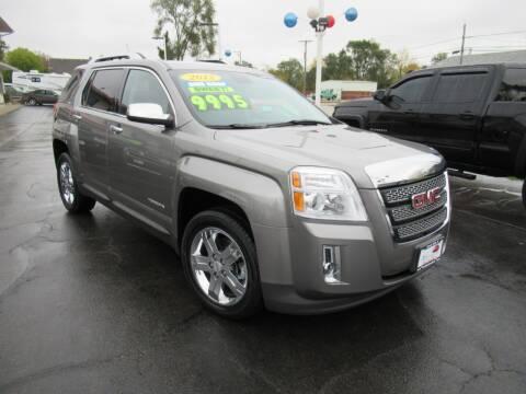 2012 GMC Terrain for sale at Auto Land Inc in Crest Hill IL