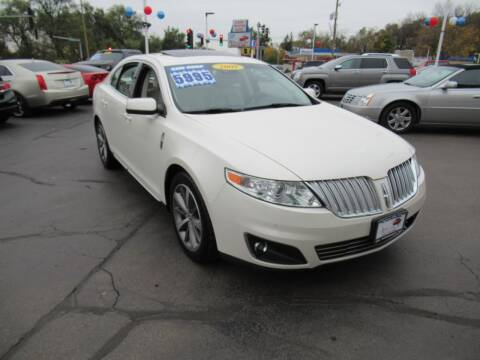 2009 Lincoln MKS for sale at Auto Land Inc in Crest Hill IL