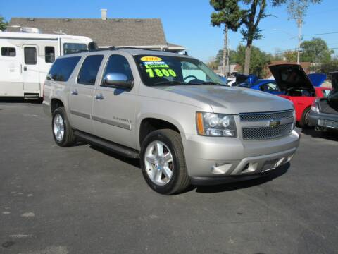 2008 Chevrolet Suburban for sale at Auto Land Inc in Crest Hill IL