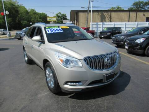 2013 Buick Enclave for sale at Auto Land Inc in Crest Hill IL