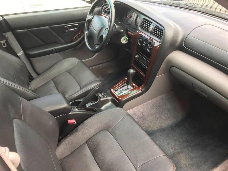 2002 Subaru Outback AWD Limited 4dr Wagon - Sacramento CA
