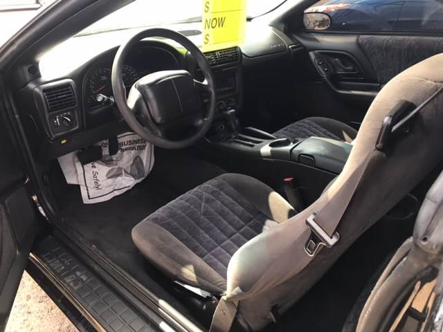 2001 Chevrolet Camaro 2dr Hatchback - Loves Park IL