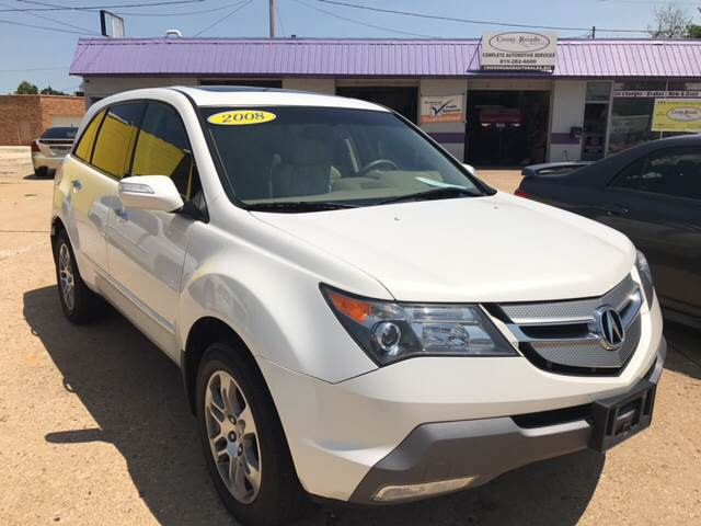 2008 Acura MDX SH-AWD 4dr SUV w/Technology and Entertainment Package - Loves Park IL