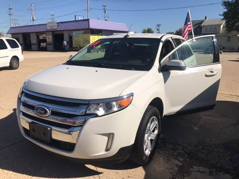 2013 Ford Edge for sale in Loves Park, IL