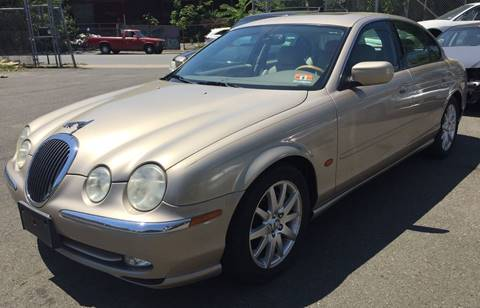 2000 jaguar s type