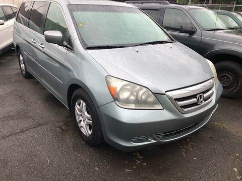 2007 Honda Odyssey for sale in Paterson, NJ