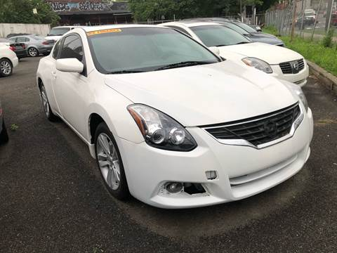 2012 Nissan Altima For Sale >> Nissan Altima For Sale In Paterson Nj Mega Auto Sales