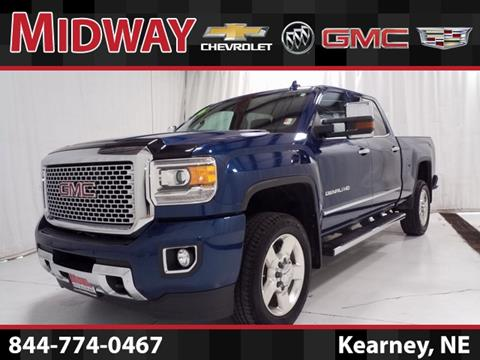 2016 GMC Sierra 2500HD for sale in Kearney, NE