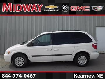 2007 Chrysler Town and Country for sale in Kearney, NE