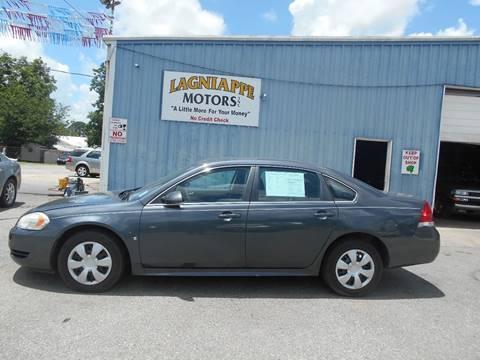 2010 Chevrolet Impala for sale in New Iberia, LA