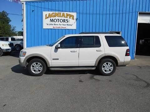 2008 Ford Explorer for sale in New Iberia, LA