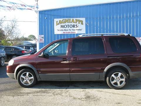 2006 Pontiac Montana SV6 for sale in New Iberia, LA