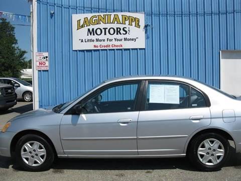 2003 Honda Civic for sale in New Iberia, LA