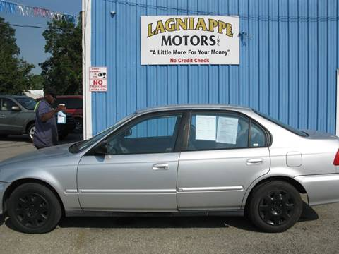 2000 Honda Civic for sale in New Iberia, LA