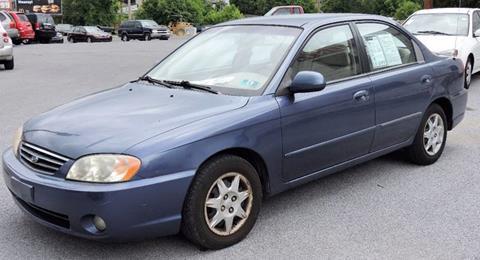 2003 Kia Spectra for sale in Martinsburg, WV