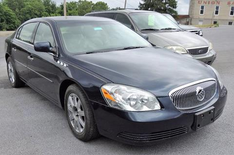 2009 Buick Lucerne for sale at Mountain State Preowned Auto Sales LLC in Martinsburg WV