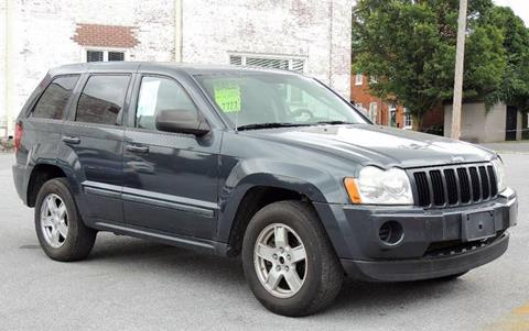 2007 Jeep Grand Cherokee for sale at Mountain State Preowned Auto Sales LLC in Martinsburg WV