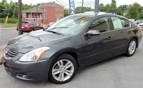 2011 Nissan Altima for sale at Mountain State Preowned Auto Sales LLC in Martinsburg WV
